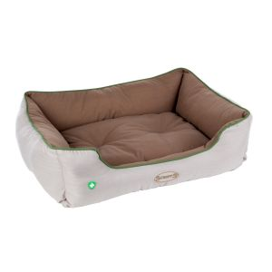 I247044-Scruffs Insect Shield Basket Dog Bed 75cm