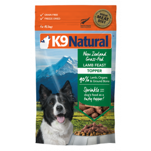I248612-K9 Natural Freeze Dried Lamb Feast Topper 142g