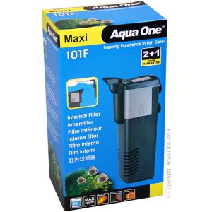 I250532-Aqua One Maxi Filter 101f For Tanks Up To 40l