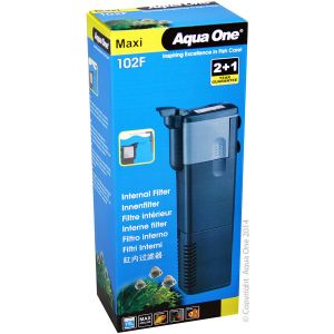 I250533-Aqua One Maxi Filter 102f For Tanks Up To 75l