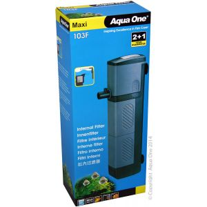 I250534-Aqua One Maxi Filter 103f For Tanks Up To 100l