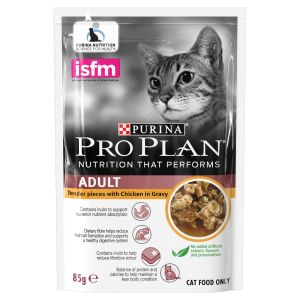 I251462-Proplan Adult Cat Chicken 85g