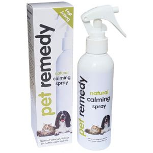 I252586-Pet Remedy Cat And Dog Calming Spray White 200ml