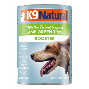 I248623-K9 Natural Lamb Green Tripe Canned Dog Food 370g