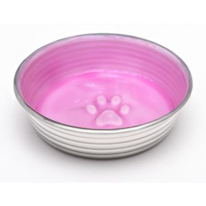I252503-Loving Pets Le Bol Cat Bowl Rose Pink Extra Small 240ml