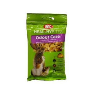 I116320-M&c Treat-ums Odour Care Small Animal Treats 30g