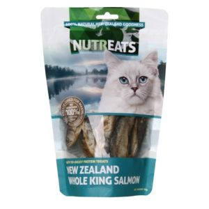 I248696-Nutreats Cat Treats Baby King Salmon 50g