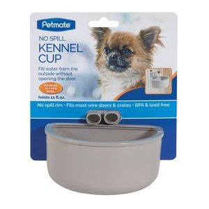 I252253-Petmate No Spill Kennel Cup Single Small 325ml