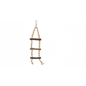 I129584-Trixie Natural Living Rope Ladder 40cm