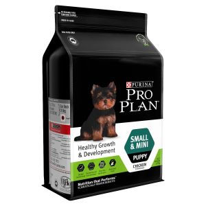 I251589-Pro Plan Puppy Small Breed Chicken 2.5kg.