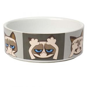 I253630-Grumpy Cat Hear No Evil Bowl