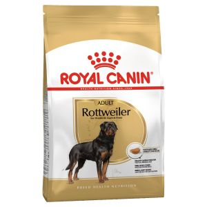 I127062-Royal Canin Rottweiler Adult Dog Food 12kg