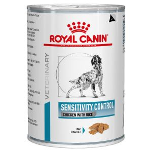 I168809-Royal Canin Vet Diet Sensitivity Control Dog Food - Can 420g