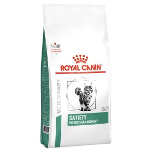 I168755-Royal Canin Vet Diet Satiety Weight Management Cat Food 1.5kg