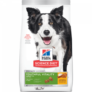 I249651-Hill's Science Diet Youthful Vitality Senior Dog Food 5.67kg
