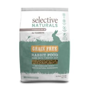 I242005-Supreme Selective Naturals, Grain Free Rabbit Food 1.5kg
