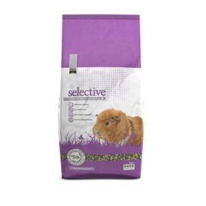 I242008-Supreme Science Selective Guinea Pig Food 3kg
