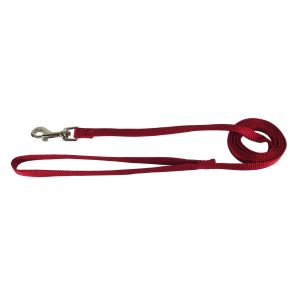 I249007-Hamilton Lead Classic 10mm Red 120cm