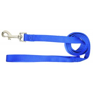 I249009-Hamilton Lead 15mm Blue 120cm