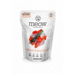I251537-Meow Chicken And Salmon Cat Treats 50g