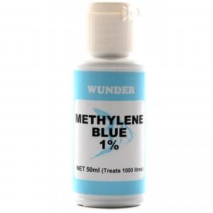 I118465-Wunder Methylene Blue 1% Treatment 50ml